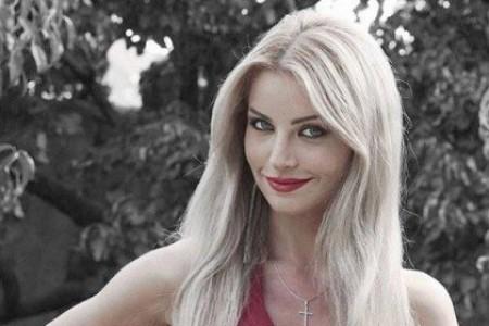 Սոֆյա Պողոսյանի նոր լուսանկարը՝ գեղեցիկ կազմվածքն ընդգծող զգեստով (լւսանկար)