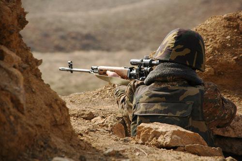 Հայկական զինուժը խոցել է Ադրբեջանի մեկ ուղղաթիռ. ԼՂՀ ՊԲ