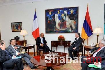 Նալբանդյան-Դեզիրի հանդիպմանը քննարկվել են Հայաստան-ԵՄ համագործակցությանն առնչվող հարցեր