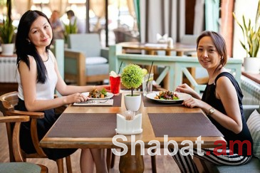 Ռեստորան, որտեղ ճաշացանկն առաջարկվում է ըստ արյան խմբի
