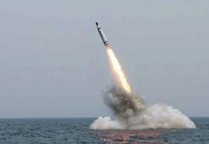Հյուսիսային Կորեան սուզանավից բալիստիկ հրթիռ է արձակել.