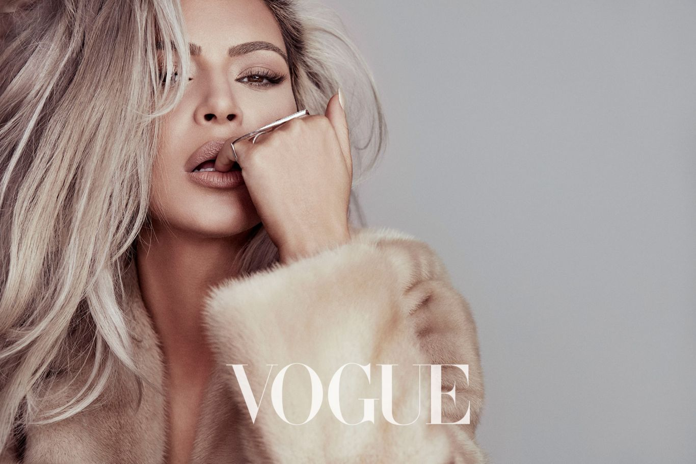 Քիմ Քարդաշյանը լուսանկարվել է Vogue Taiwan-ի համար (լուսանկարներ)