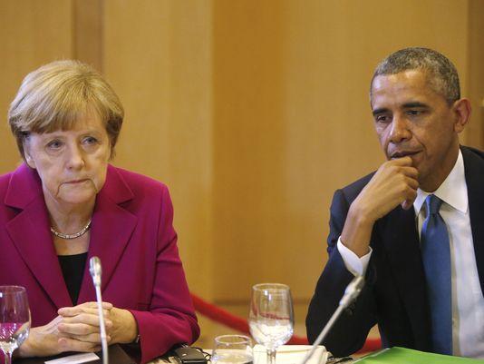 Օբաման աջակցել է փախստականների հարցով Մերկելի դիրքորոշմանը