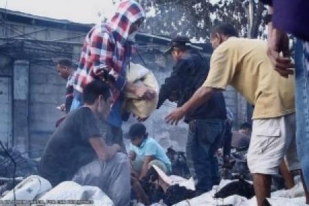 Ֆիլիպիններում շուկայում բռնկված հրդեհի հետևանքով զոհվել է 15 մարդ