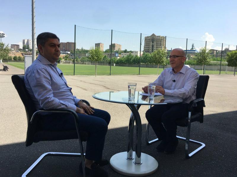 SHANTNEWS-ի բացառիկ հարցազրույցը ԱԱԾ պետ Արթուր Վանեցյանի հետ` շուտով