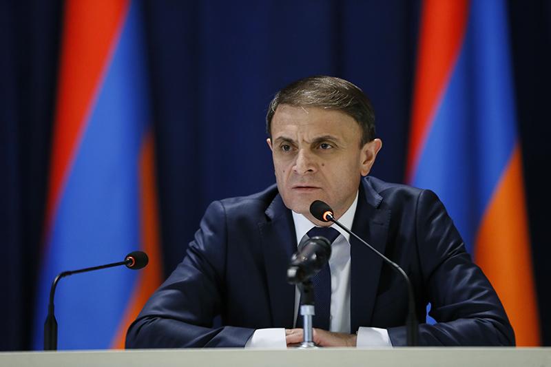 Արմավիրի մարզում նշանակվել է նոր ոստիկանապետ, Երևան քաղաքն էլ ունի նոր քրեականի պետ. Shamshyan.com