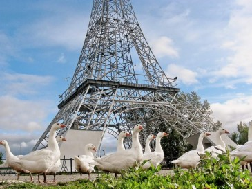 Համաշխարհային ճանաչում ունեցող հուշարձանների ռուսական տարբերակները (լուսանկարներ)