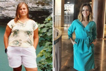 55 կգ նիհարելուց հետո աղջիկը հանրահայտ մոդել է դարձել (լուսանկարեր)