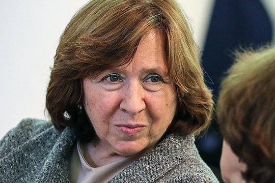 Նոբելյան մրցանակակիրը պատասխանել է Լուկաշենկոյի քննադատությանը