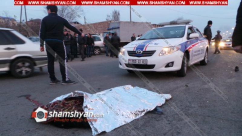 Խոշոր ու ողբերգական ավտովթար Երևան-Աշտարակ ճանապարհին. Opel-ը բախվել է էլեկտրասյանը, տապալել այն և հայտնվել հանդիպակած գոտում. կան զոհեր և վիրավորներ