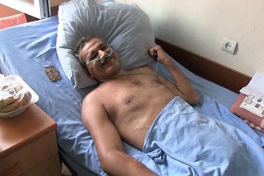 Սողոմոն Քոչարյանը հիվանդանոցից դուրսգրման ենթակա չէ, բայց ուզում է գնալ տուն և տաք լոգանք ընդունել