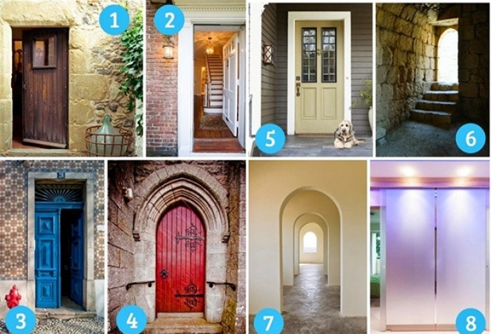Ընտրեք դուռը և իմացեք, թե ով եք դուք