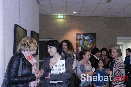 Նիդերլանդներում կայացել է Հայոց ցեղասպանության տարելիցին նվիրված ցուցահանդես