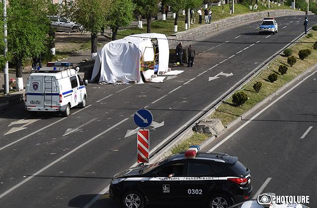 Ավտոբուսի պայթյունի՝ ահաբեկչության վարկածը հերքվել է ամբողջությամբ. Դատախազություն