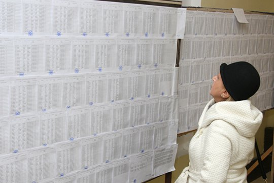 Ոստիկանությունը հրապարակել է արտահերթ խորհրդարանական ընտրությունների վերջնական ցուցակները