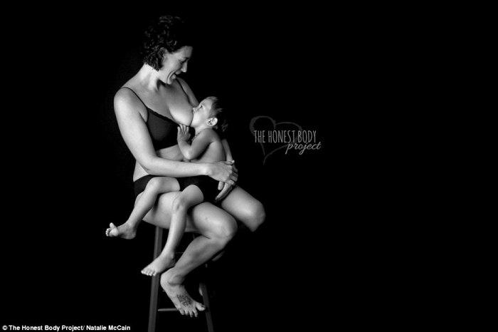 Այս մայրերը կրծքով կերակրում են որդիներին միչև 5 տարեկանն ու ավել (լուսանկարներ)