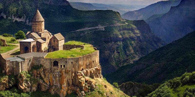 Հայաստանը զբոսաշրջային վարկանշային աղյուսակում հետ է մնացել Ադրբեջանից և Վրաստանից
