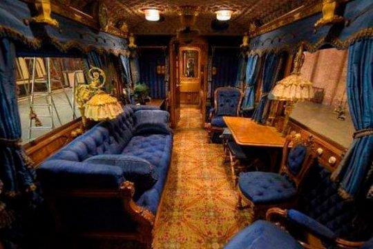 Ինպիսին է Բրիտանիայի Վիկտորյա թագուհու գնացքը