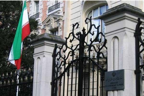 Ահաբեկիչները գրոհել են Փարիզում Իրանի դեսպանատունը. իրանական ԶԼՄ-ներ