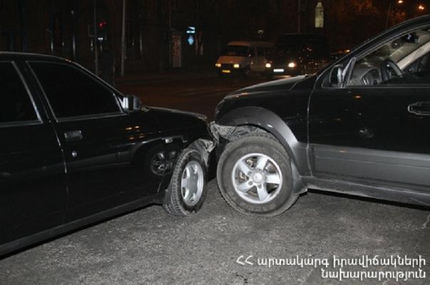 Ավտովթար է տեղի ունեցել Արտաշատ-Երևան ավտոճանապարհին. կան տուժածներ
