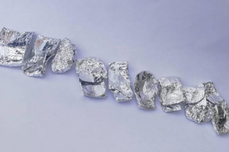 «Կոշ» ՔԿՀ-ի տարածքից հայտնաբերվել է փայլաթիթեղե 9 փաթեթ
