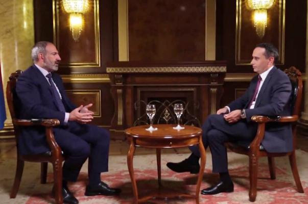 Նիկոլ Փաշինյանը հարցազրույց է տվել «Զինուժ» հաղորդաշարին