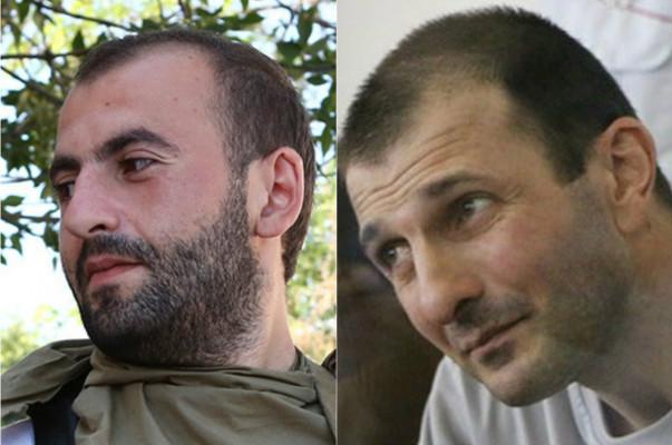 ՊՊԾ գնդի գրավման գործով մեղադրվող Սերգեյ Կյուրեղյանը և Տիգրան Մանուկյանն ազատ են արձակվել կալանքից