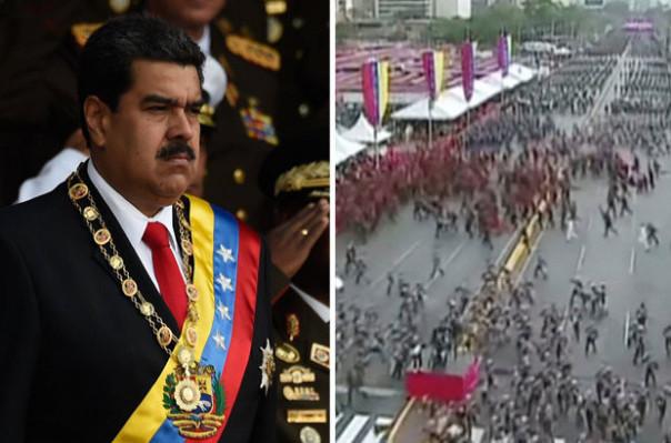 Վենեսուելական զինված խմբավորումը ստանձնել է երկրի նախագահի դեմ մահափորձի պատասխանատվությունը (տեսանյութ)