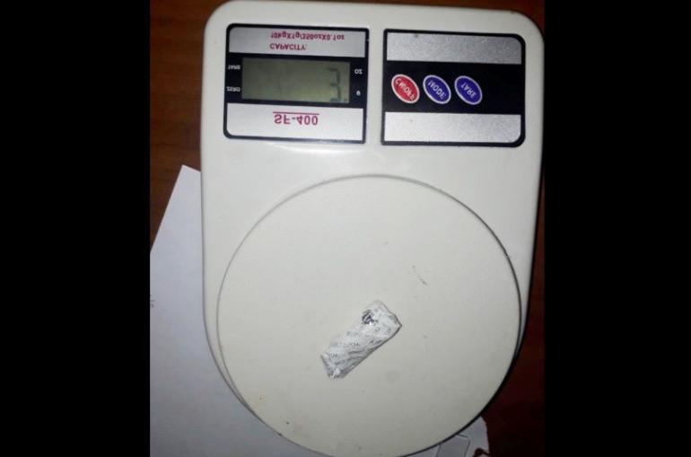 «Արմավիր» ՔԿՀ–ում կալանավորի մոտից 3 գրամ մետամֆետամին է հայտնաբերվել
