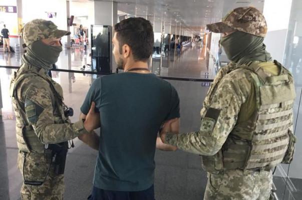 Ուկրաինայի սահմանապահներն օդանավակայանում բերման են ենթարկել Իրանի քաղաքացու, որը որպես ահաբեկիչ է ներկայացել