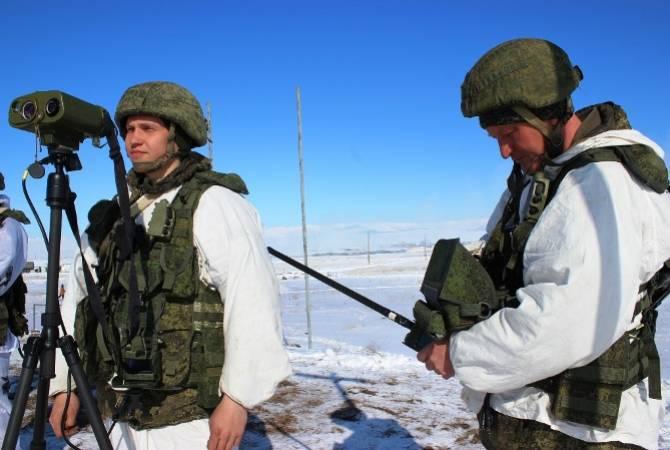 ՀՌՇ հետախույզները ոչնչացրել են պայմանական հակառակորդի թիրախները Հայաստանի լեռներում