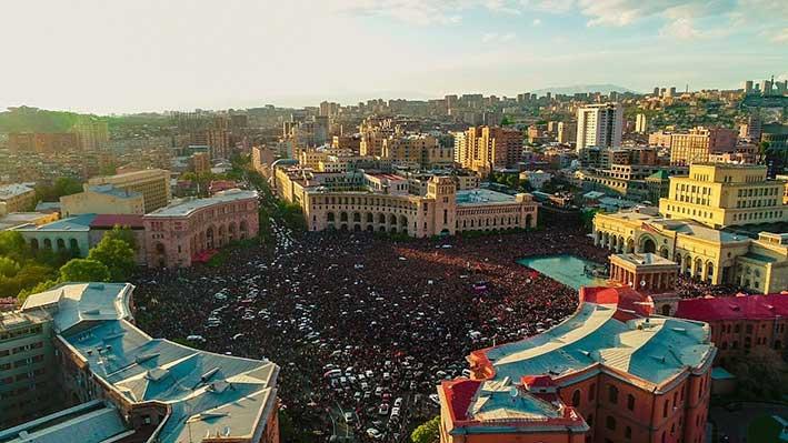 Լուրջ տնտեսական կապերի բացակայության շնորհիվ Հայաստանը զերծ է մնացել  ճգնաժամից․  Bne IntelliNews