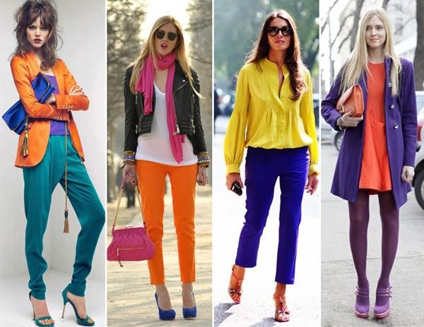 Հագուստի նորաձև գույները 2016-ի ամռանը