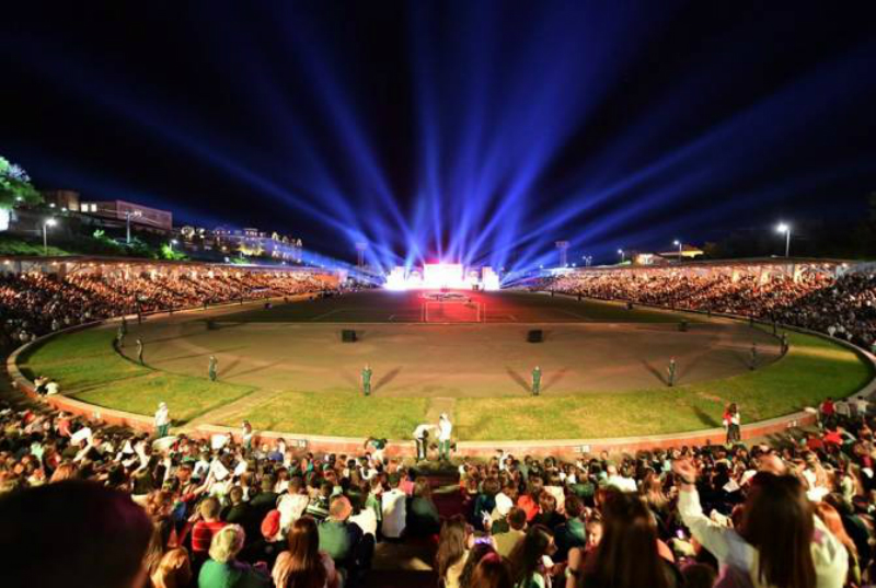 Արցախի 4 քաղաքների մարզադաշտերը լեփ-լեցուն են. ԱՀ պետնախարար