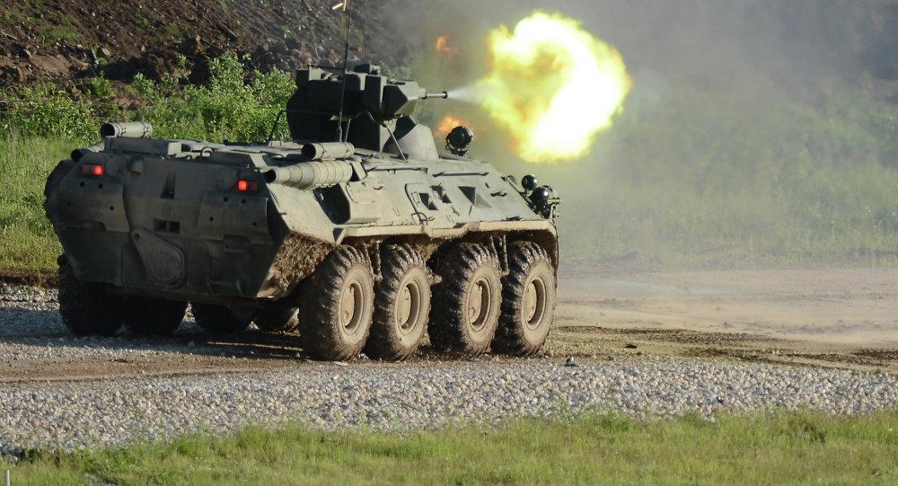 «Միջազգային բանակային խաղեր-2018»-ին կմասնակցեն նաև ՀՀ ԶՈՒ ՀՕՊ զորքերի և սպառազինության ներկայացուցիչները