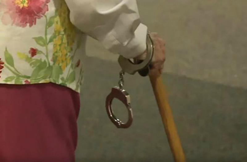 80-ամյա կինը ներկայացել է ոստիկանության բաժին
