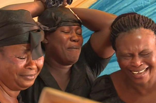 Աֆրիկայում պրոֆեսիոնալ լացողների են վարձում հուղարկավորության ժամանակ սգալու համար (տեսանյութ)