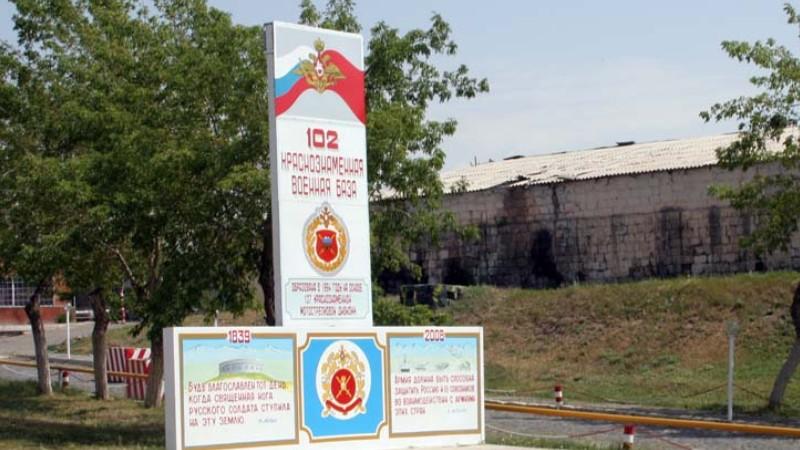 Գյումրու բնակարաններից մեկում  հայտնաբերվել է ՌԴ 102-րդ ռազմաբազայի 20-ամյա զինծառայողի կախված դին