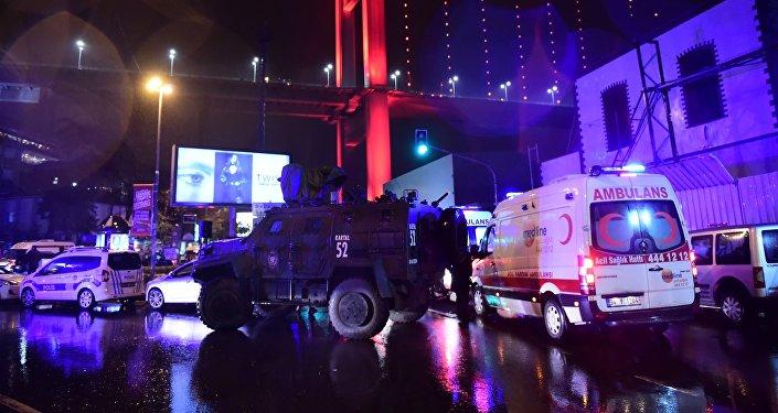 Համացանցում հայտնվել է Ստամբուլի գիշերային ակումբի վրա հարձակման տեսանյութը
