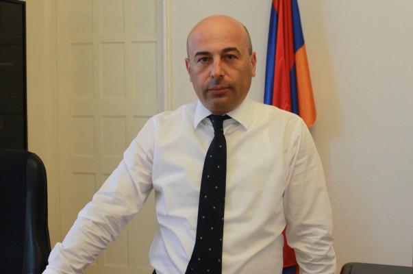 Կապանի քաղաքապետ Աշոտ Հայրապետյանը հրաժարական է տվել