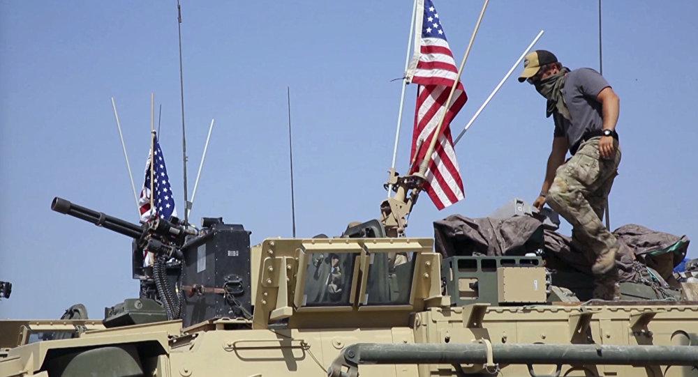 «ԱՄՆ-ի տնտեսական պատերազմը Սիրիայում»