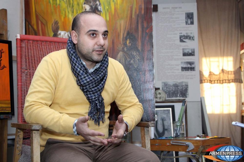 Հայաստանի նկարիչների միությունը նոր նախագահ ունի