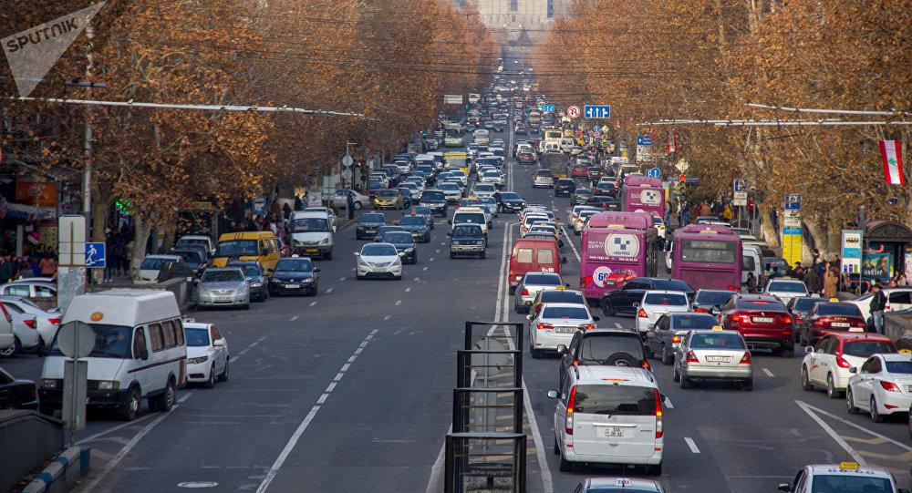 Ժամը 8։00-ից 20։00-ն արգելվելու է տրանսպորտային միջոցների կայանումը մի շարք փողոցներում
