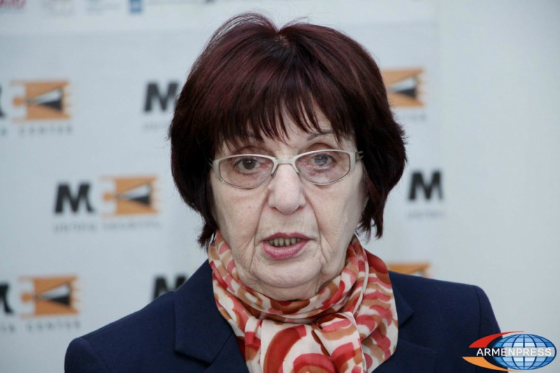 Ժուռնալիստների միության նախկին նախագահ Աստղիկ Գևորգյանին մեղադրանք է առաջադրվել