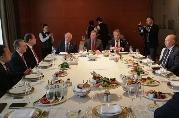 ՀՀ ԱԳ նախարարը և ՌԴ օրենսդիր մարմնի ներկայացուցիչները բարձր են գնահատել հայ-ռուսաստանյան խորհրդարանական համագործակցությունը