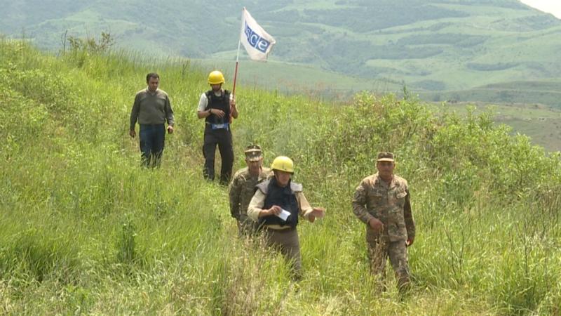 ԵԱՀԿ-ն դիտարկում է անցկացնելու Գյուլիստանի ուղղությամբ