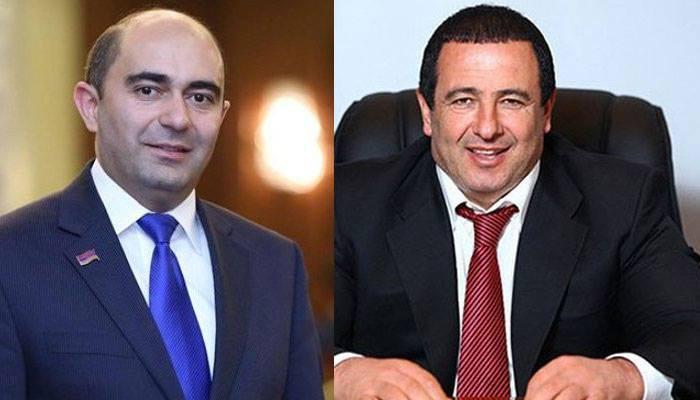 Գագիկ Ծառուկյանը հրապարակային հայտարարեց «Լուսավոր Հայաստան» կուսակցության տիրոջ մասին․ Պետրոս Մակեյան