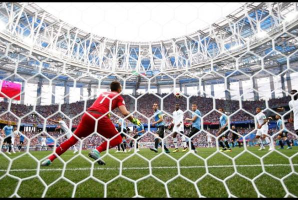 ԱԱ-2018. Ֆրանսիան բացում է հաշիվը Ուրուգվայի հետ խաղում