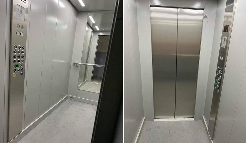 Այս տարի Երևանում նախատեսված 100 վերելակի փոխարեն համայնքային միջոցներով կփոխարինվի 500 վերելակ