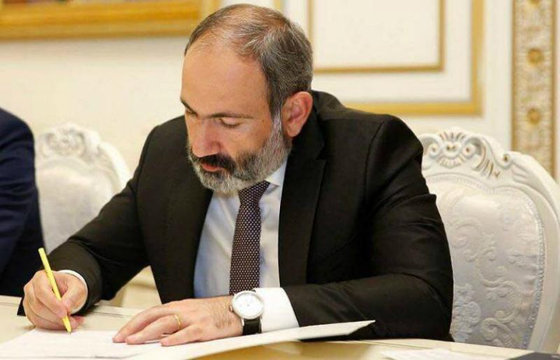 Վարչապետի որոշմամբ նշանակվել է գլխավոր հարկադիր կատարողի ժամանակավոր պաշտոնակատարը